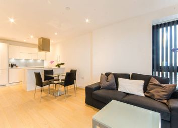 Thumbnail 1 bed flat to rent in Yabsley Street, Canary Wharf
