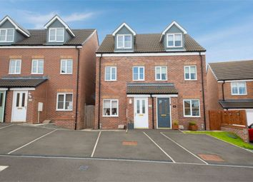 Thumbnail 3 bed semi-detached house for sale in Hazelbank, Coundon Gate, Bishop Auckland, Durham