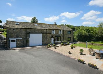 Thumbnail 4 bed detached house for sale in Hill Top, Foulridge, Colne, Lancashire