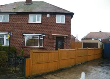 Thumbnail 3 bed semi-detached house for sale in Rudheath Close, Crewe, Cheshire