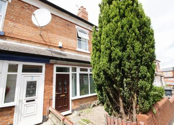 Thumbnail 2 bed terraced house for sale in Ivy Avenue, Chesterton Road, Sparkbrook, Birmingham