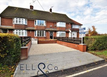3 bed terraced house for sale in New Houses, Hartford End, Chelmsford CM3