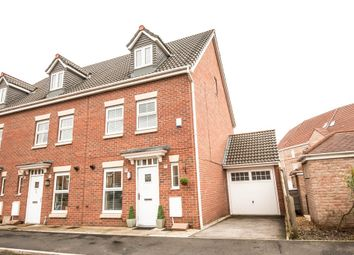 Thumbnail 3 bed town house to rent in Anderton Crescent, Buckshaw Village, Chorley