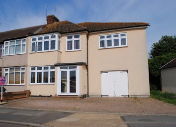 Thumbnail 4 bed end terrace house for sale in Holme Road, Hornchurch