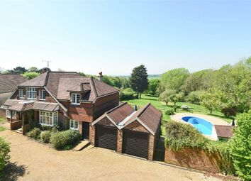 Thumbnail 5 bed detached house for sale in Hawkhurst Road, Sedlescombe, Battle, East Sussex