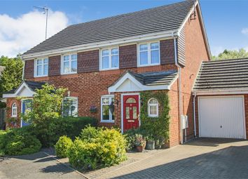 Thumbnail 3 bed semi-detached house for sale in Gray Close, Lingfield, Surrey