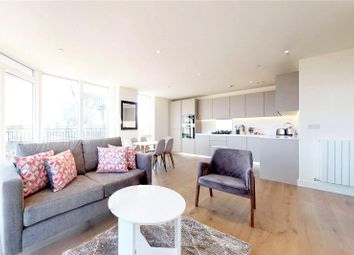 Thumbnail 3 bed flat to rent in Amphion House, London