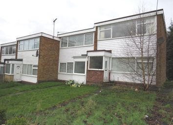 Thumbnail 2 bedroom end terrace house for sale in Hamstead Road, Great Barr, Birmingham