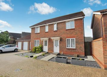 Thumbnail 3 bed semi-detached house for sale in Lammas Drive, Braintree