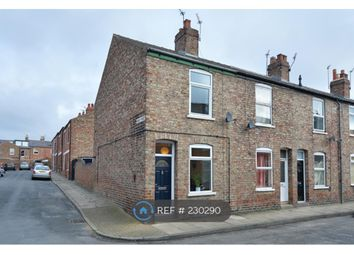 Thumbnail 2 bed end terrace house to rent in Brunswick Street, York