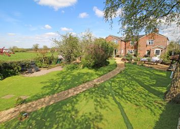 Thumbnail 3 bed semi-detached house for sale in Cross Lanes, Oscroft, Tarvin, Chester