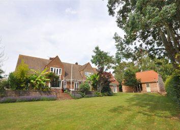 Thumbnail 5 bed detached house for sale in Denge Lane, Halnaker, Chichester, West Sussex