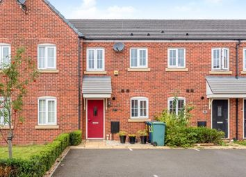 Thumbnail 2 bed terraced house for sale in Wilton Close, Cannock, Staffordshire, .