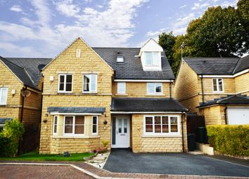 Thumbnail 5 bedroom detached house for sale in Hanby Close, Fenay Bridge, Huddersfield, West Yorkshire