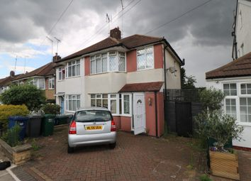 Thumbnail 3 bed terraced house for sale in Connaught Avenue, Hertfordshire