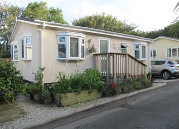 Thumbnail 2 bed mobile/park home for sale in Coombe Park (Ref: 5679), Bell Lake, Camborne, Cornwall, 0Jg
