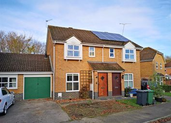 Thumbnail 2 bed semi-detached house for sale in Test Close, Petersfield