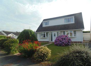 Thumbnail 3 bed detached bungalow for sale in 26 Elm Park, Crundale, Haverfordwest, Pembrokeshire