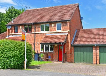 Thumbnail 2 bed semi-detached house for sale in Dalby Avenue, Harrogate