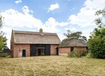 Thumbnail 3 bed detached house for sale in Back Lane, Rollesby, Great Yarmouth, Norfolk