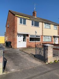 Thumbnail 4 bedroom semi-detached house to rent in Saxon Way, Blacon, Chester
