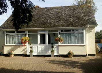Thumbnail 4 bed detached bungalow for sale in Cross Keys, Norton Fitzwarren, Taunton, Somerset