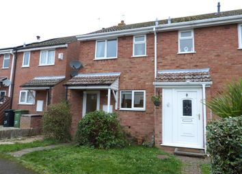 Thumbnail 2 bed end terrace house to rent in The Hidage, Littleworth, Worcester