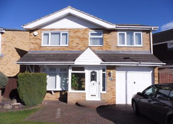 Thumbnail 4 bedroom detached house to rent in Weaverthorpe, Nunthorpe, Middlesbrough