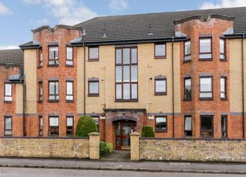 Thumbnail 2 bed flat for sale in Titwood Road, Glasgow, Lanarkshire
