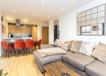 Thumbnail 2 bed flat to rent in Marquess Heights, London