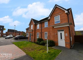 Thumbnail 4 bed semi-detached house for sale in Patrons Drive, Elworth, Sandbach, Cheshire