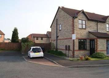 Thumbnail 2 bed semi-detached house to rent in St Bedes Way, Langley Moor, Durham