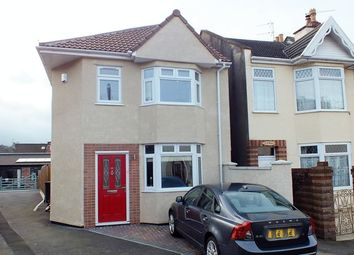 Thumbnail 3 bed detached house for sale in Conway Road, Brislington, Bristol