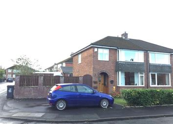 Thumbnail 3 bed semi-detached house for sale in Selkirk Drive, Walton-Le-Dale, Preston