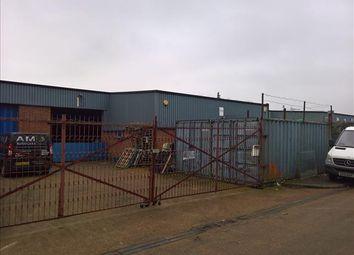 Thumbnail Light industrial to let in Unit 15 Riverside Industrial Estate, Thames Road, Barking, Essex