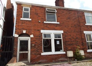 Thumbnail 3 bed property to rent in North Road, Clowne