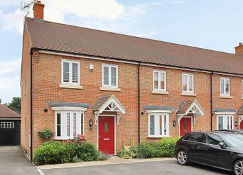 Thumbnail 3 bed end terrace house for sale in Wells Croft, Broadbridge Heath, West Sussex
