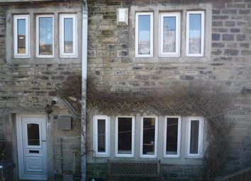 Thumbnail 2 bed end terrace house to rent in Slades Road, Golcar, Huddersfield