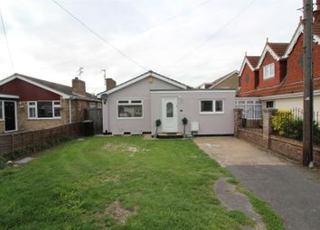 Thumbnail 2 bed detached bungalow for sale in Griffin Avenue, Canvey Island