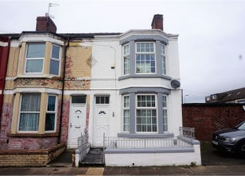 Thumbnail 3 bed terraced house for sale in Sidney Road, Bootle