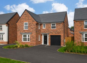 """Thumbnail 4 bedroom detached house for sale in """"Drummond"""" at Fen Street, Brooklands, Milton Keynes"""