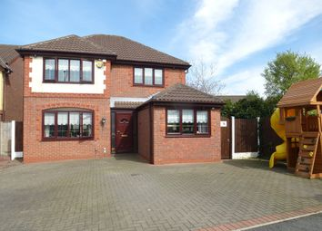Thumbnail 4 bed detached house for sale in Fallbrook Drive, West Derby, Liverpool