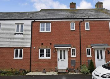 Thumbnail 3 bed terraced house for sale in Hadleigh Street, Ashford, Kent