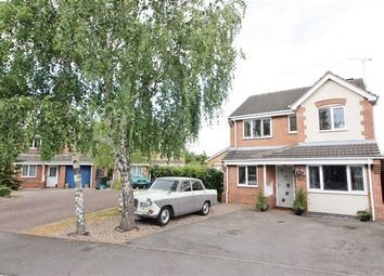 Thumbnail 4 bed detached house for sale in All Saints Meadows, Sheffield