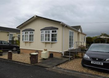 Thumbnail 2 bedroom mobile/park home for sale in Estuary Park, Llangennech, Llanelli