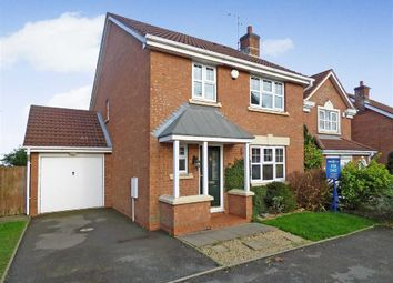 Thumbnail 4 bedroom detached house for sale in Peregrine Grove, Meir Park, Stoke-On-Trent