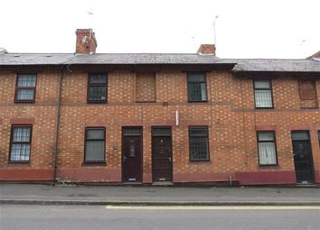 Thumbnail 2 bed terraced house to rent in Uxbridge Street, Hednesford, Cannock