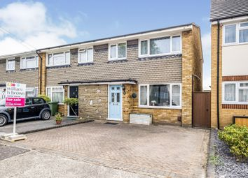 Stanhope Road, Rainham RM13. 3 bed end terrace house