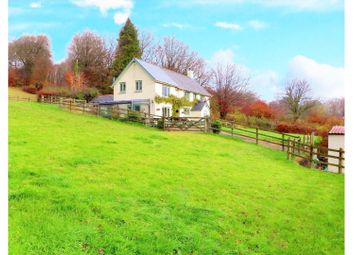 Thumbnail 4 bed detached house for sale in Exford, Minehead