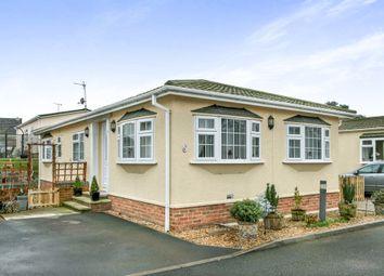 Thumbnail 2 bed mobile/park home for sale in High Street, Durrington, Salisbury